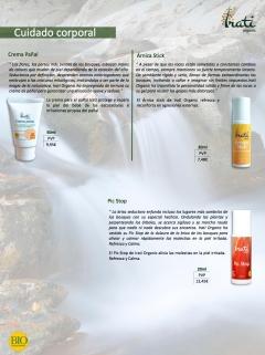 Catálogo productos Irati Organic PVP-04